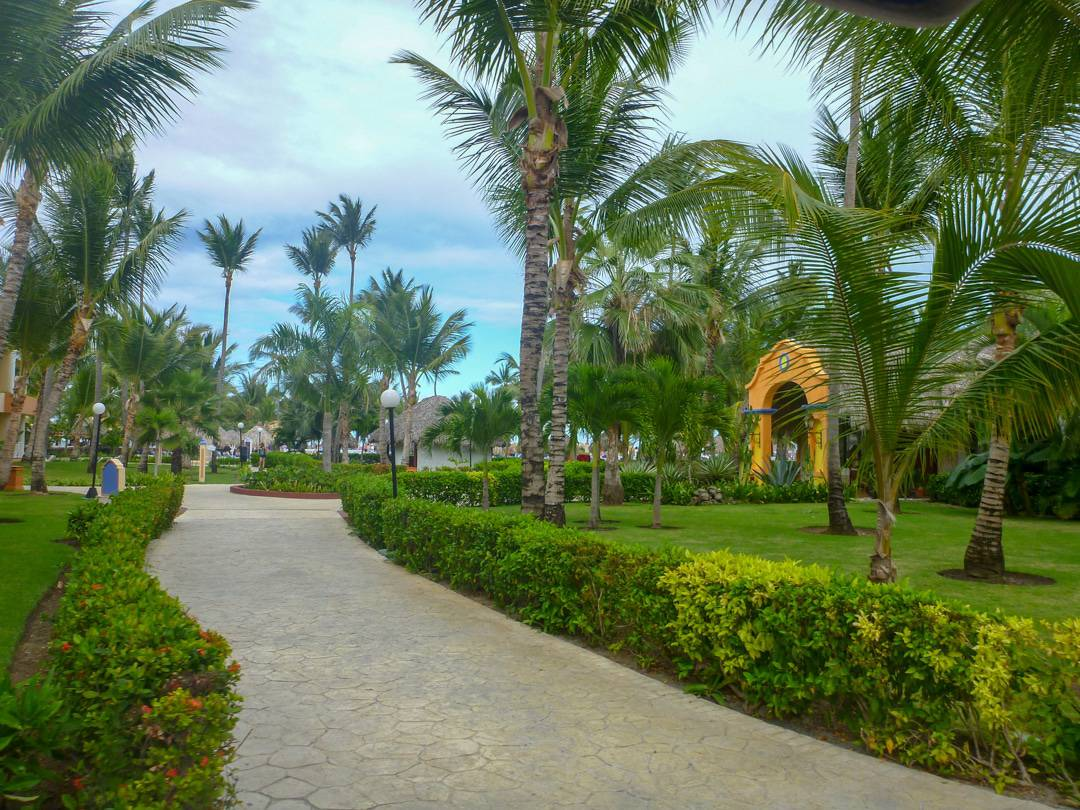 Grounds at Grand Bahia Principe Punta Cana Resort
