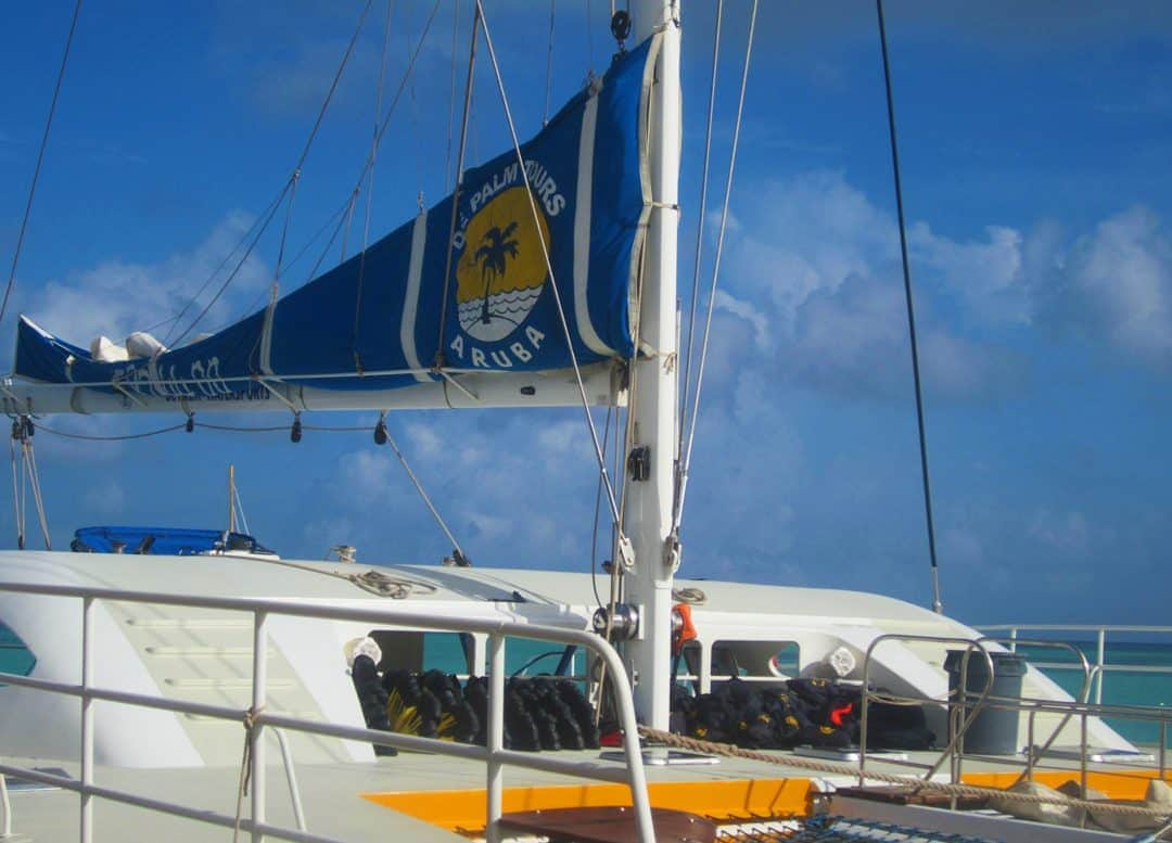 De Palm Tours Snorkel Adventure Catamaran Tour