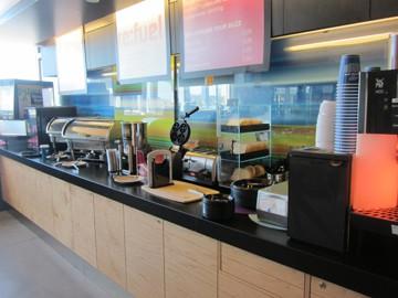 aloft hotel vaughan breakfast buffet