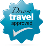 dream travel magazine approved