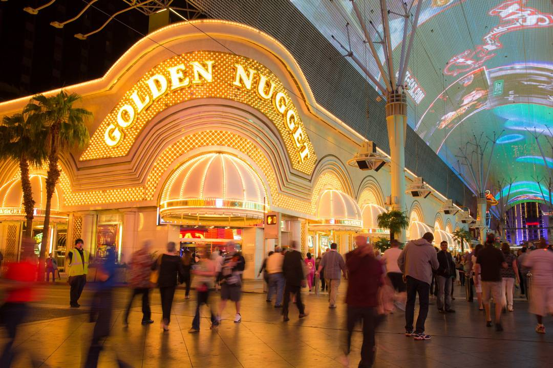 golden nugget freemont experience A Guide to Celebrating New Year's Eve in Las Vegas