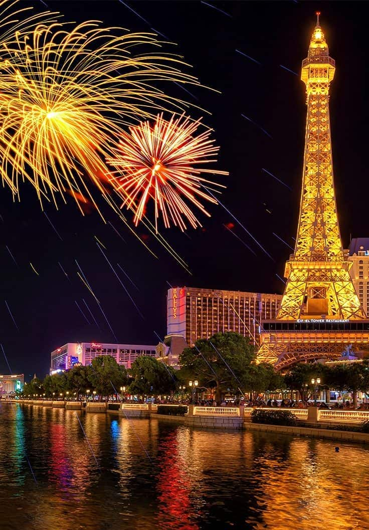 Planning a trip to Las Vegas for New Year's Eve? We have tips on where to stay, what to do and everything you need to know about the Freemont Street Experience and Vegas Strip New Year's Eve party. Check out this A Guide to Celebrating New Year's Eve in Las Vegas.