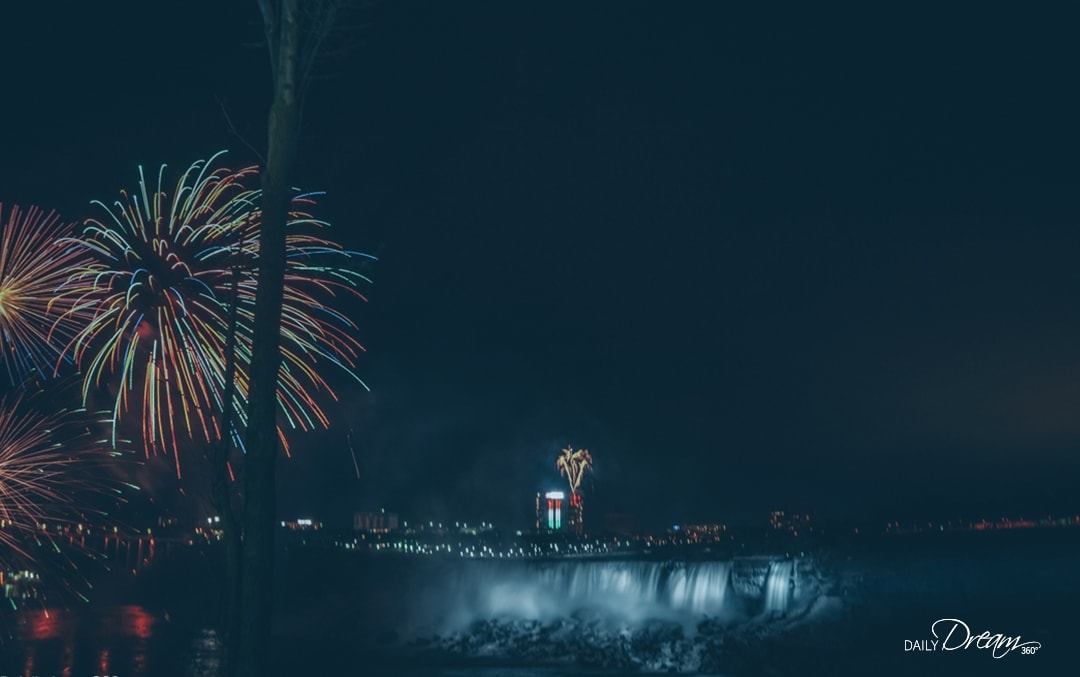 Last minute new years eve in Niagara Falls