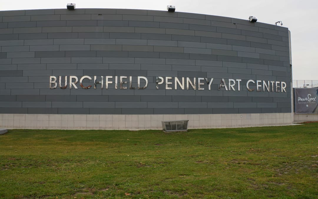 The Artistic Side of Buffalo a Tour of the Burchfield Penney Art Center