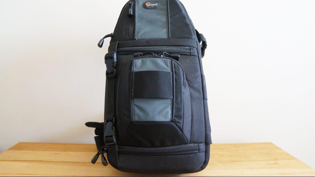 Review- Lowepro SlingShot 102 Camera Bag_02