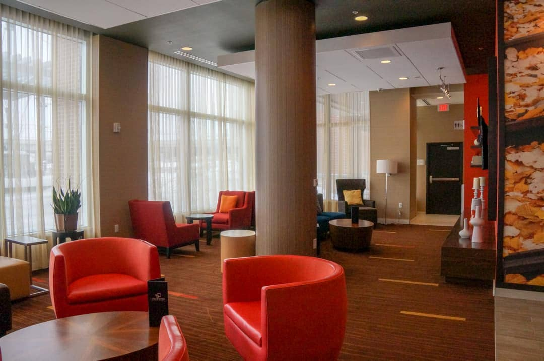 Courtyard by Marriott Buffalo Canalside Hotel