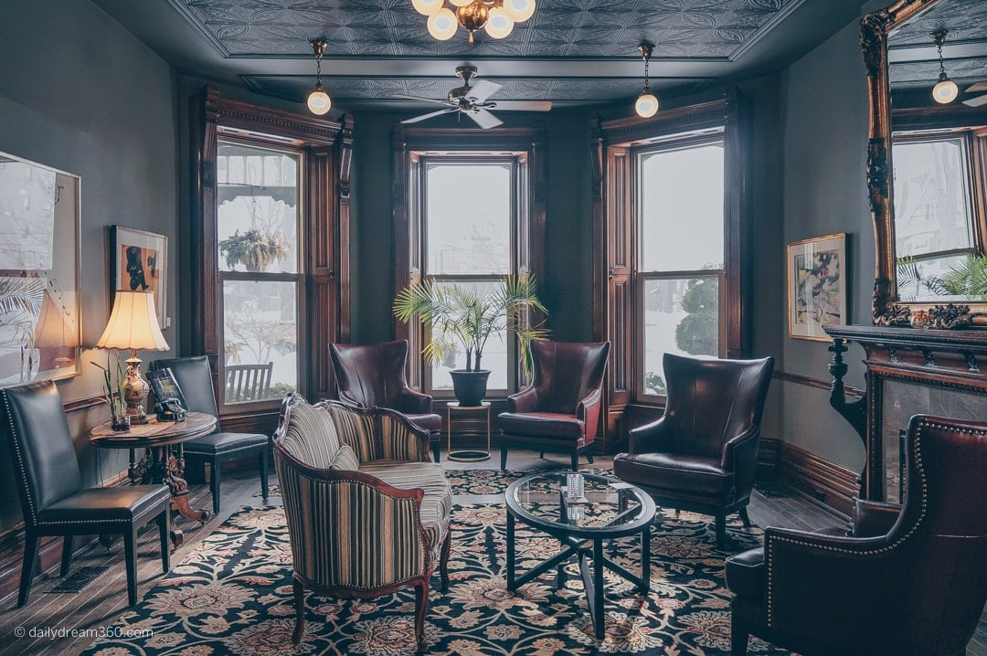 Idlewyld Inn London Provides A Chic Victorian Luxury Escape
