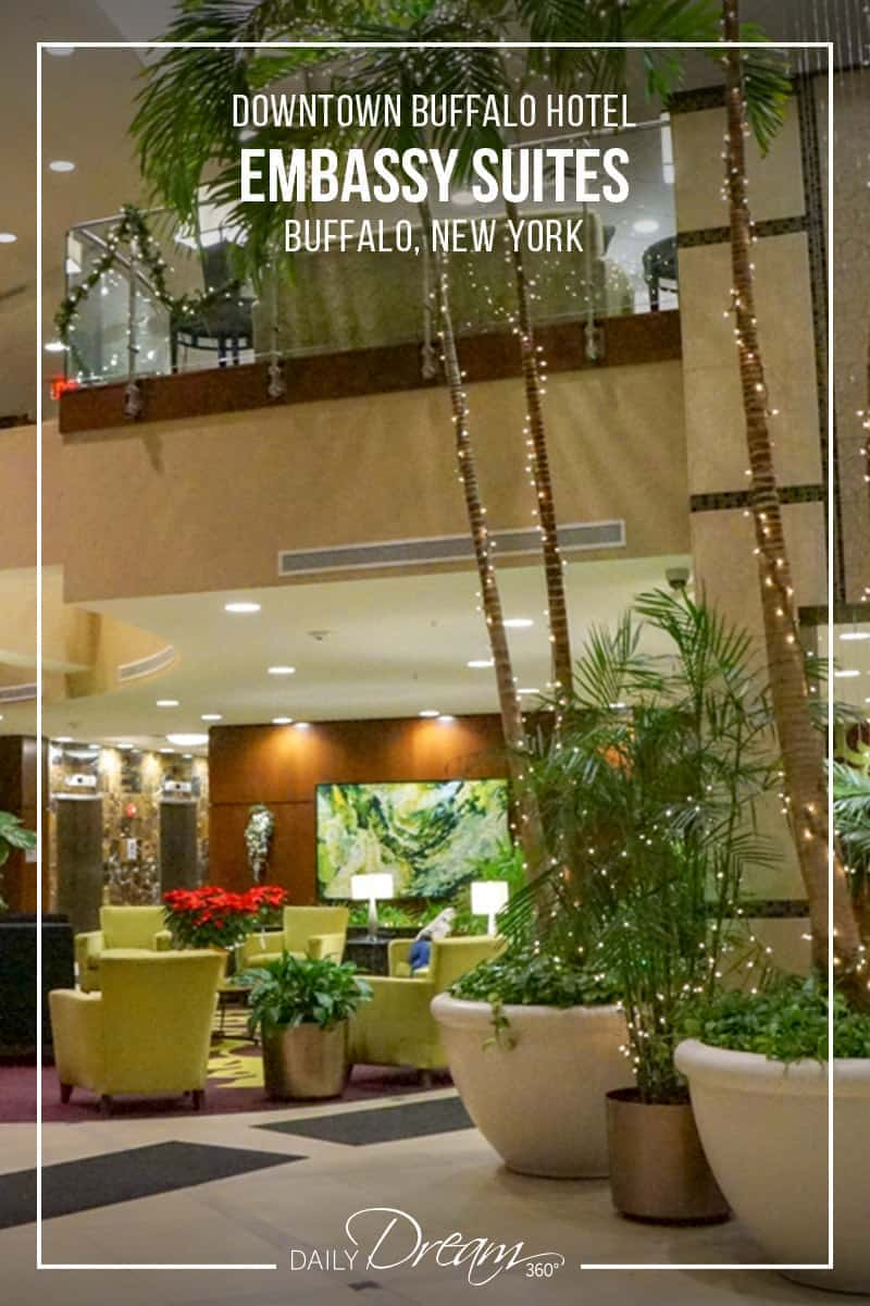 Looking for a great hotel in Downtown Buffalo, the Embassy Suites provides a great suite in the perfect location. | #Buffalo #hotel #downtown #businesstravel |