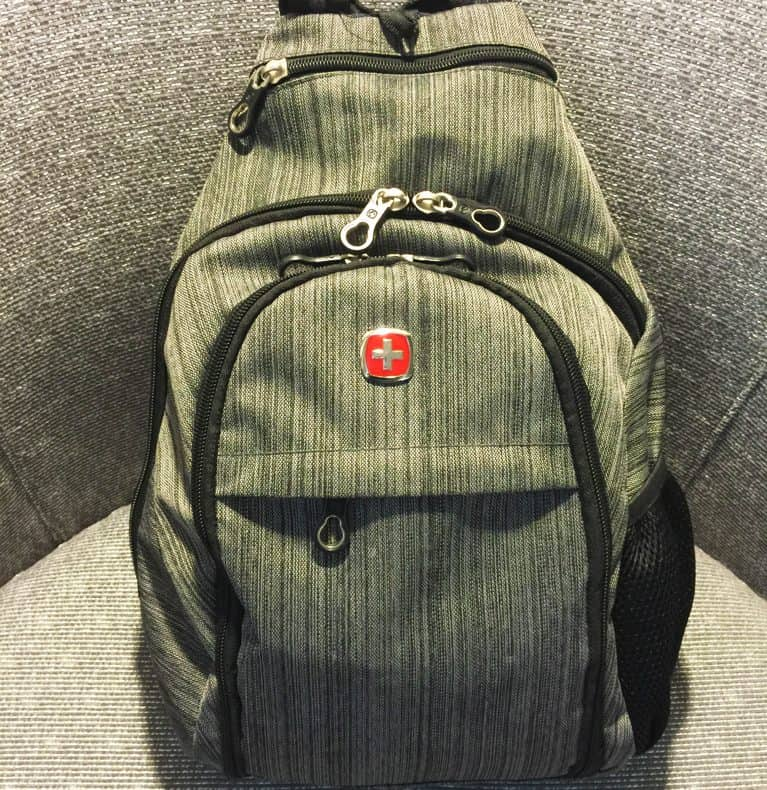 Swiss Gear Sling review bag_04