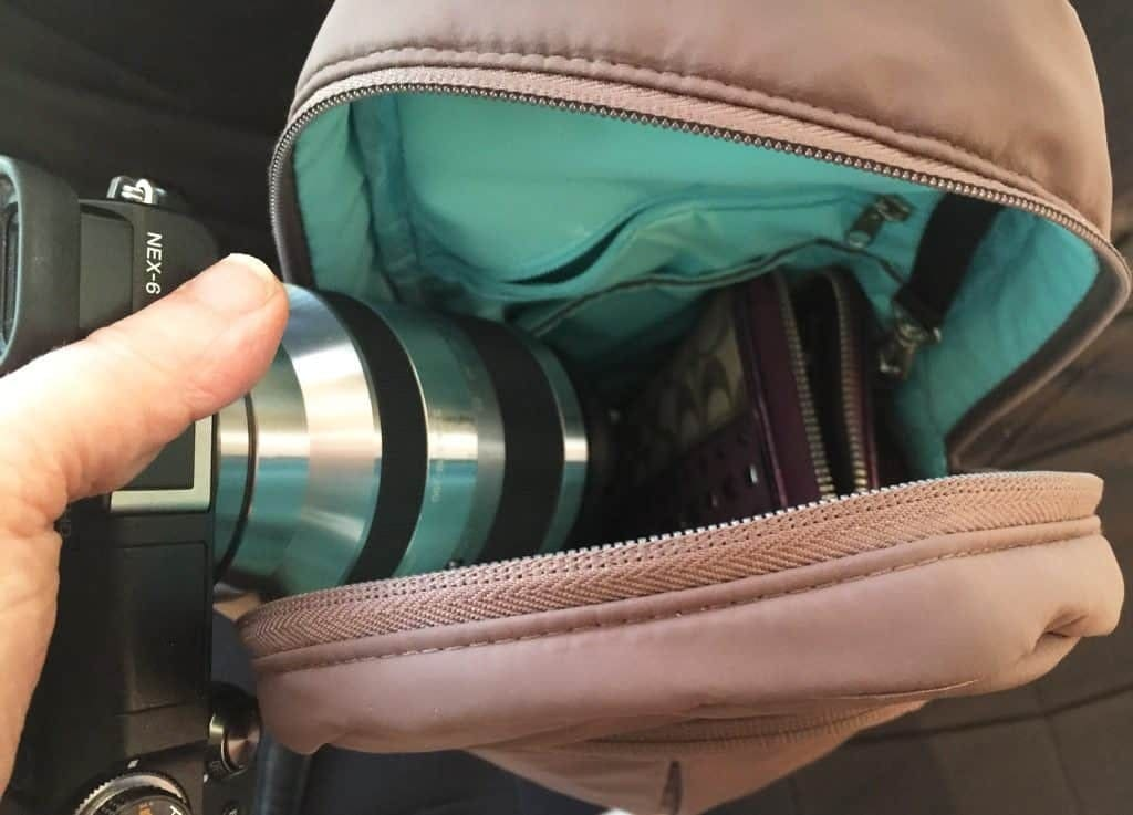 Travel Classic Sling Anti Theft Bag Travel Gear Review_10