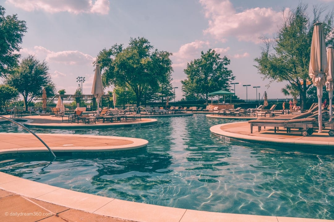 Family pool at Four Seasons Las Colinas Dallas