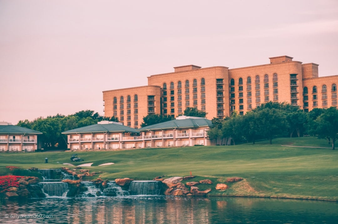Four Seasons Las Colinas main building