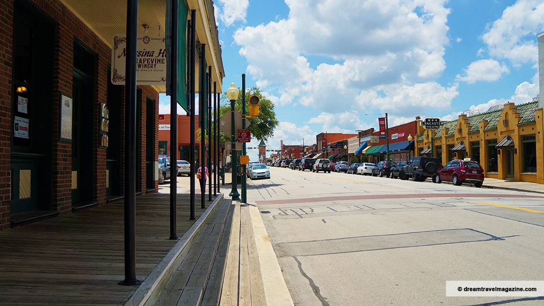 One Day In Grapevine Texas A Texastodo List