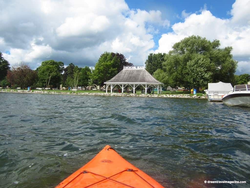 Orillia A Breathe of Fresh Air kayak rentals orillia