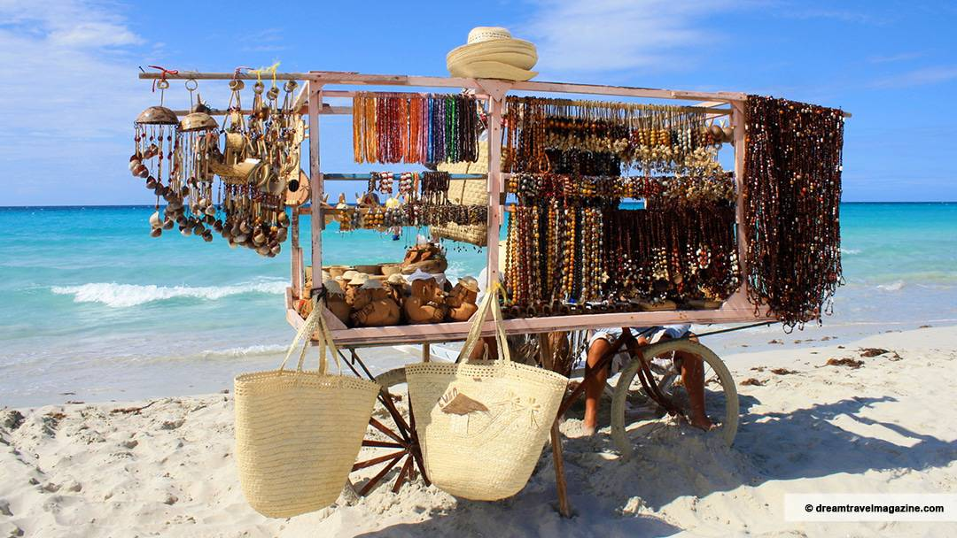 Dream Travel magazine list of favourite shopping spots in cuba