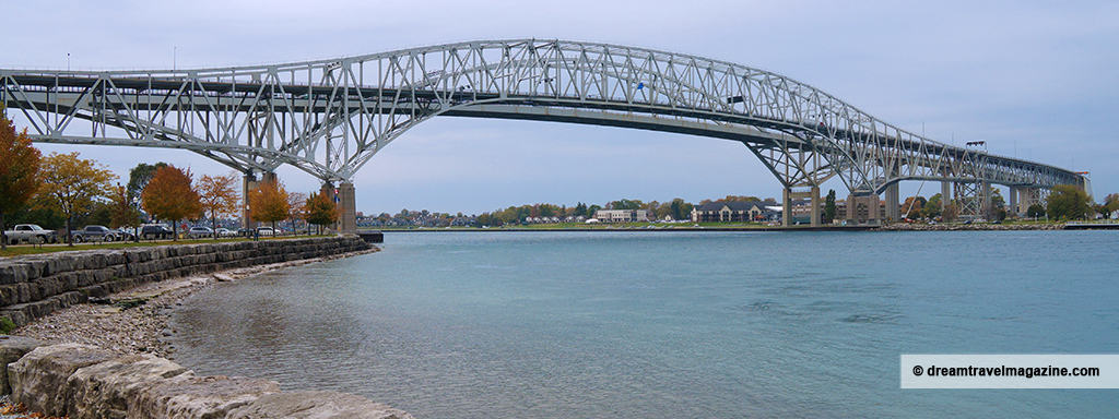 Discovering-Sarnia-Lambton-Ontario-Road-Trip-blue-water-bridge