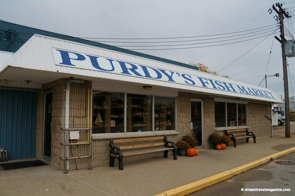 Purdy S Restaurant Sarnia