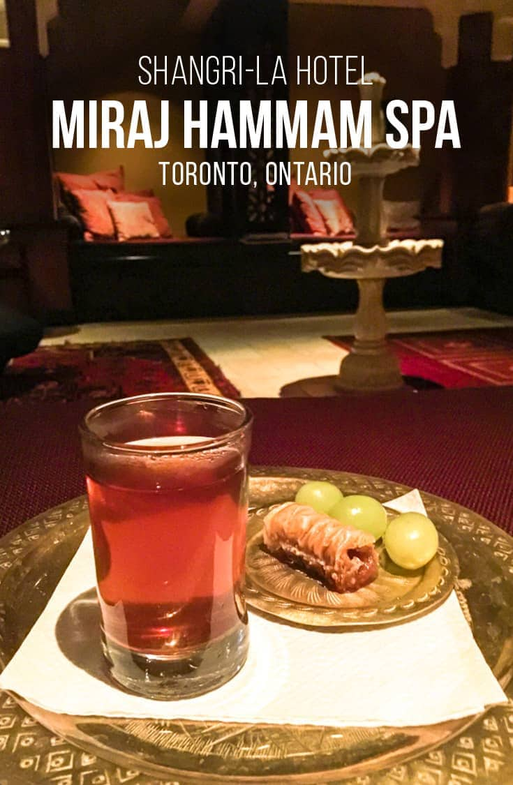 Take a relaxing middle eastern break at the Miraj Hammam Spa by Caudalie at the Shangrila Hotel in Toronto, Ontario. With a variety of specialized treatments this Spa is going to add peace and serenity to your wellness and beauty treatments.   Spa   Toronto   Hammam 
