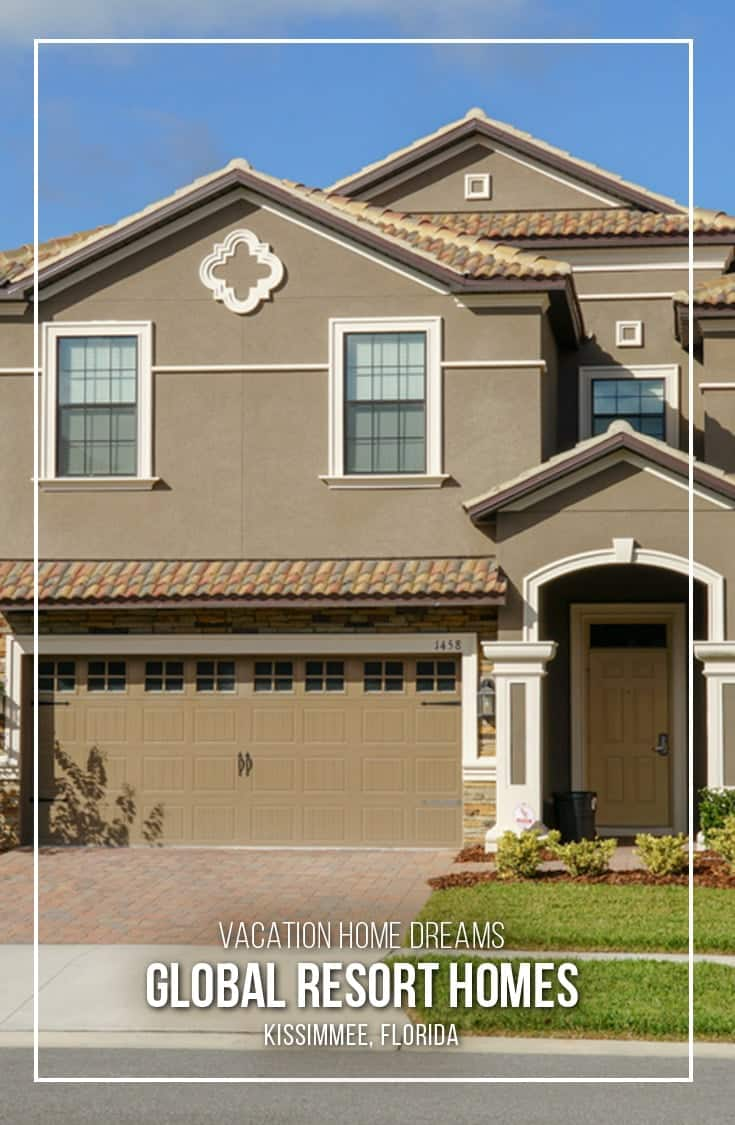 The Global Resort Home vacation rentals in Kissimmee Florida featured many different sized homes to choose from. An affordable alternative to resorts and hotels. | #resorthome #kissimmee #florida |
