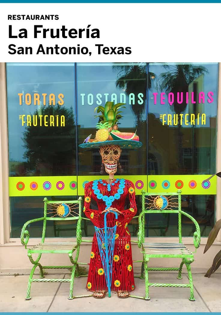 La Fruteria Restaurant San Antonio Texas is a great Mexican tapas themed restaurant with fresh ingredients and delicious food.