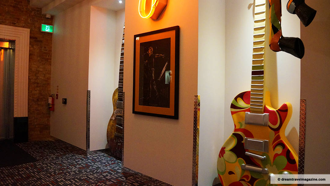 New Section at Retro Suites Hotel is set to open.
