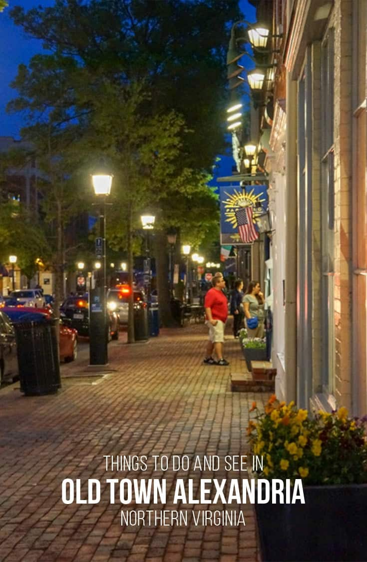 Things To Do And See In Virginia S Old Town Alexandria