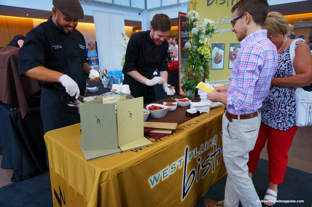 West Plains Bistro at A Taste of Burlington 2016 Launch Event