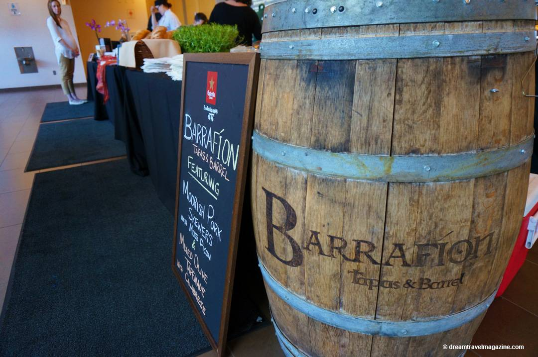 Barra Fion at A Taste of Burlington 2016 Launch Event
