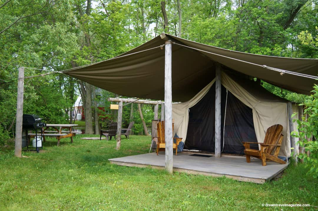 Glamping-Oakwood-Escape-Dunnville-Ontario