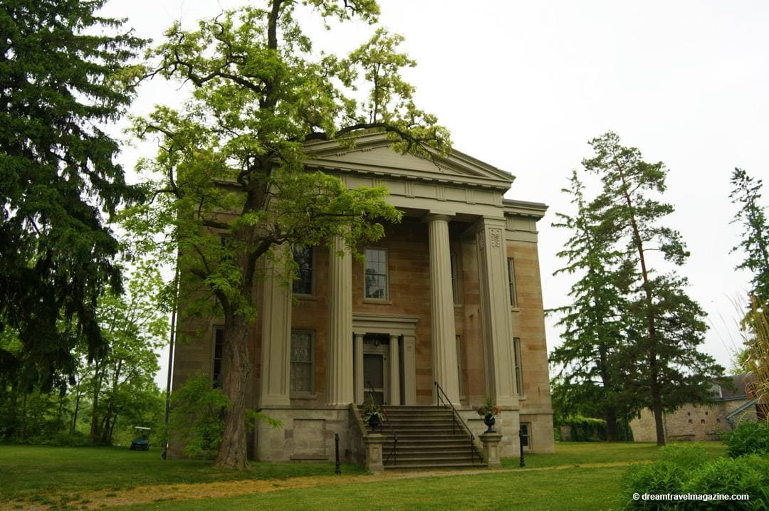 Mansion at Ruthven Park Haldimand County Ontario