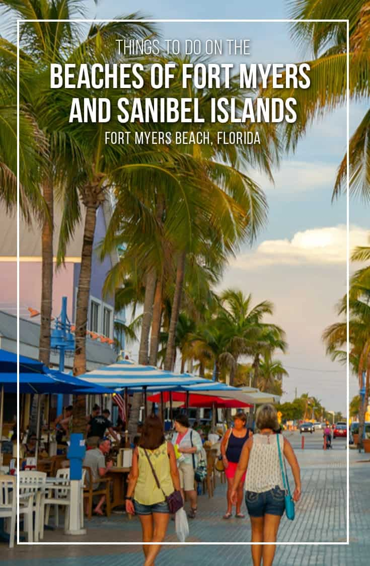 We have put together a list of things to do while on a beach vacation in Fort Myers Beach Florida. From where to stay, where to eat and attractions in the area, we have some great Fort Myers Beach planning tips for you. | #Florida #FortMyersBeach #SanibelIsland #beachvacation #USA |