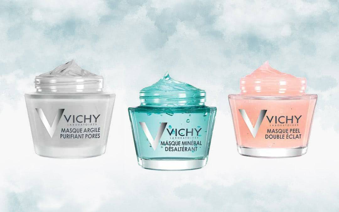 Vichy Mineral Mask Collection