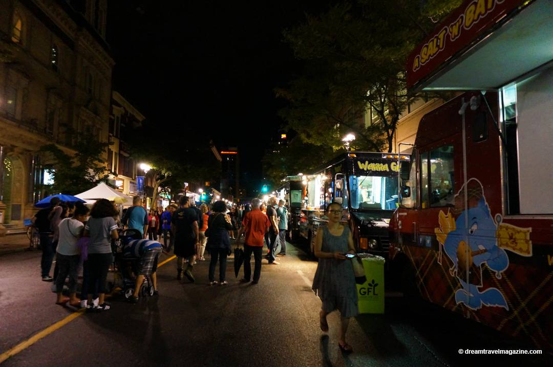 Hamilton food trucks line up at Supercrawl festival 2016