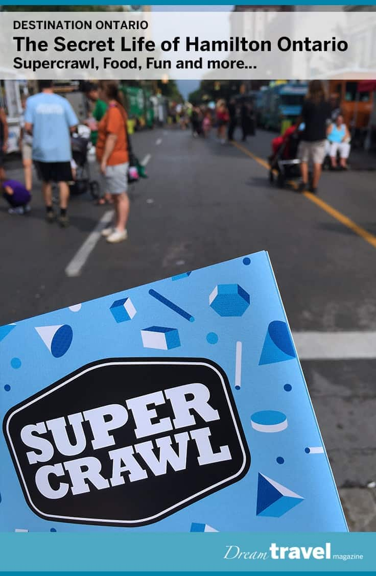 A yearly tradition in Hamilton Ontario, Supercrawl is an indie music and art festival which showcases the very best of Hamilton Ontario.