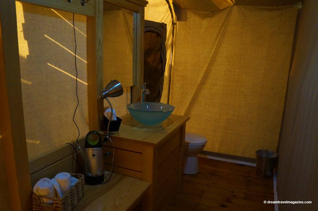 5 Star Luxury Glamping Dream at Long Point Eco Adventures