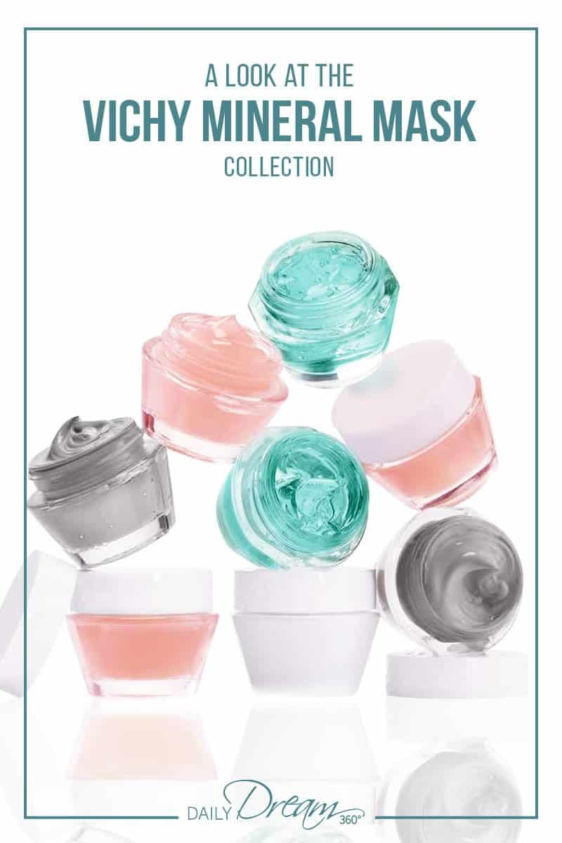 Vichy has put together a collection of 3 mineral masks. The result is a customized multi-masking beauty trend for all skin types. For a quick hydration pick-me-up or an all-in-one skin facial these masks have something for everyone. #Vichy #VichyLover #mask #facemask #skincare #beauty
