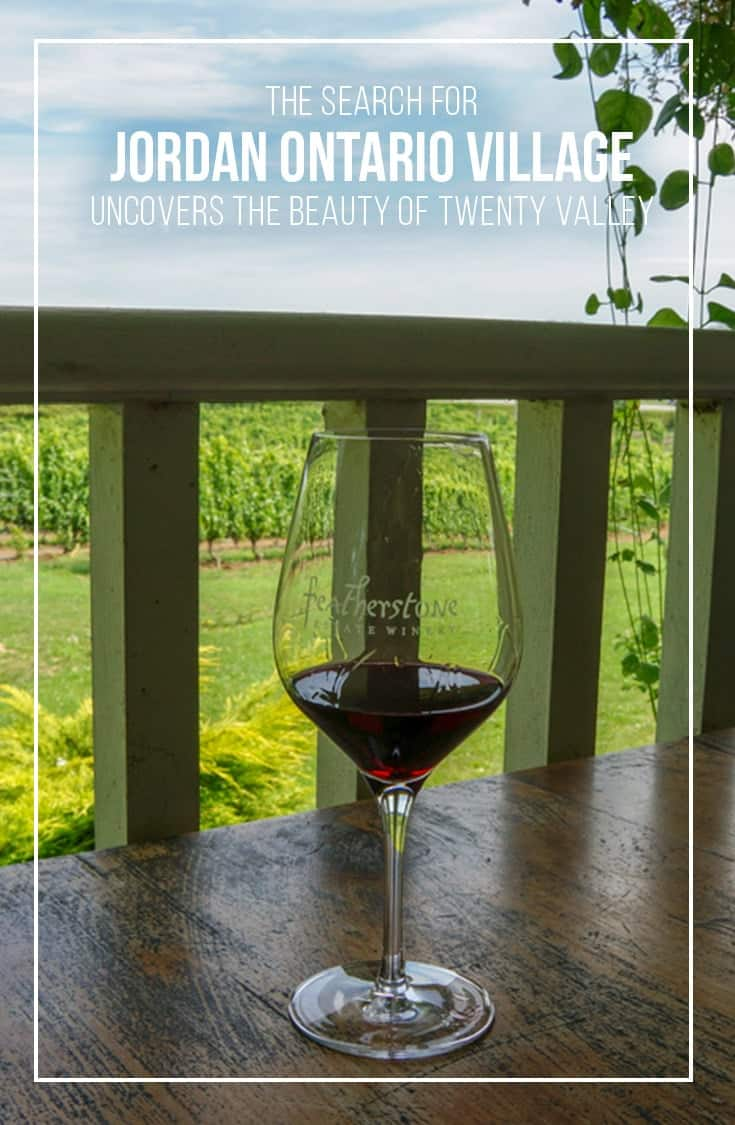 Discover the Twenty Valley wine region in Ontario. Enjoy a sampling of Wine, Art and Fresh Baked goods at the many wineries and a stop in Jordan Village. A wine tour through the Niagara region. | #Winery #Niagara #Ontario |