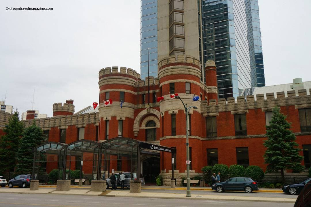 Delta London Armouries Hotel