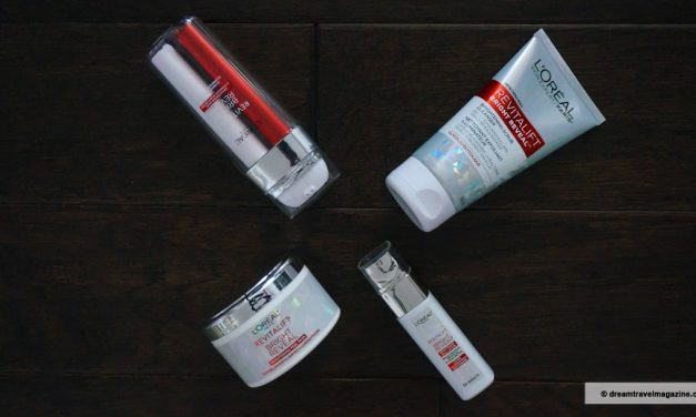 L'Oréal Revitalift Bright Reveal Skincare Collection Review