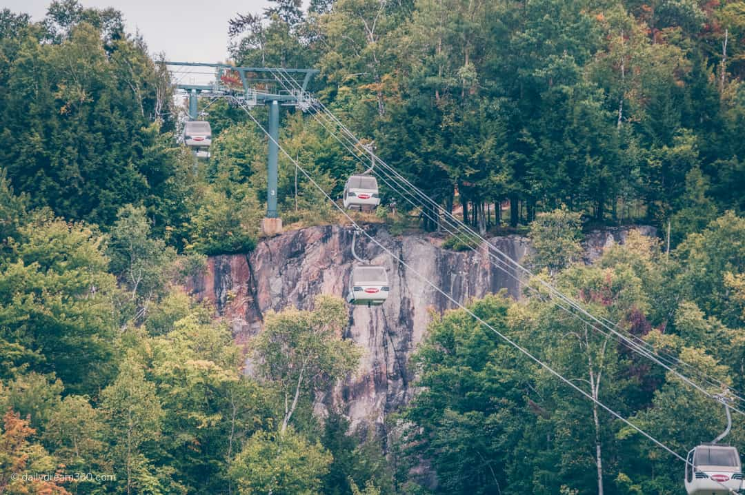 Guide to Mont-Tremblant for non-skiers Fall Edition