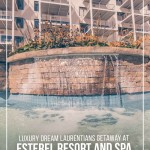 In this post, I share all the details of my Solo Fall Getaway at Esterel Resort and Spa tucked away in the Laurentian mountains of Quebec. The resort features include a Scandinavian spa, fine dining and luxury suites.