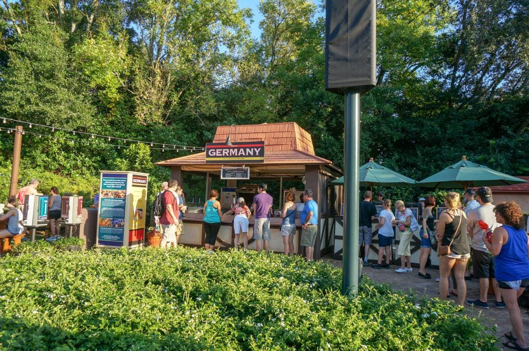 Food And Wine Festival Epcot  Concerts