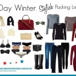 Stylish Winter Packing List – 7 Days