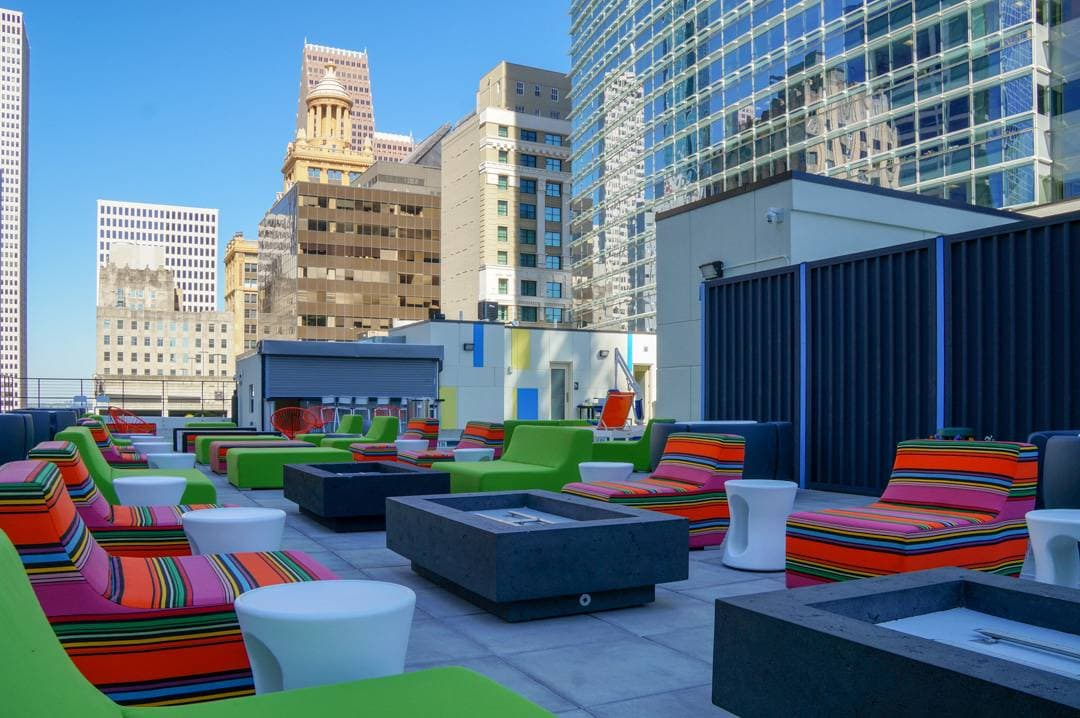 Image result for aloft houston downtown