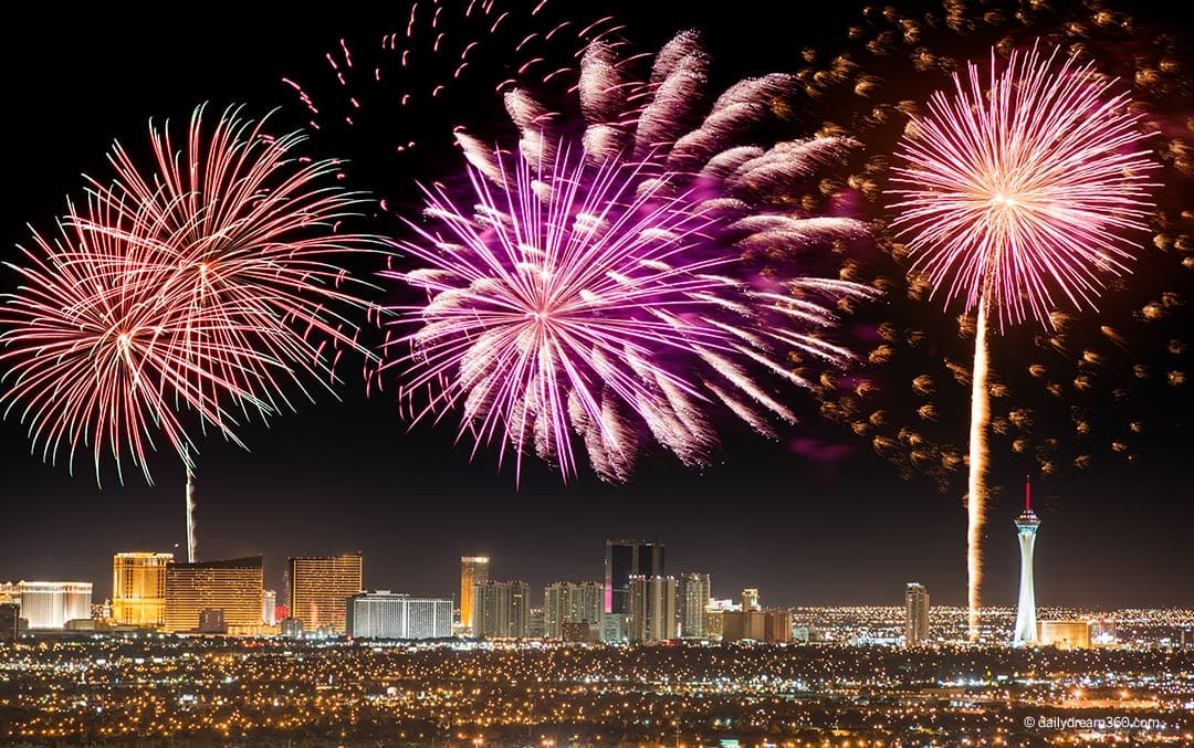 Guide to celebrating new years eve in Las Vegas
