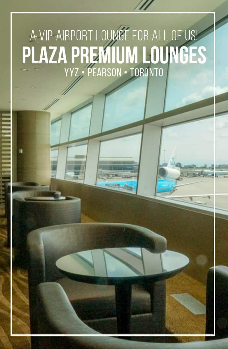 A look at the Plaza Premium Network airport lounges at Toronto Pearson airport. An affordable airport lounge, featuring comfortable seating and unlimited food and drink while you wait for your flight. | airport lounge | YYZ | Toronto | Pearson | Airport |