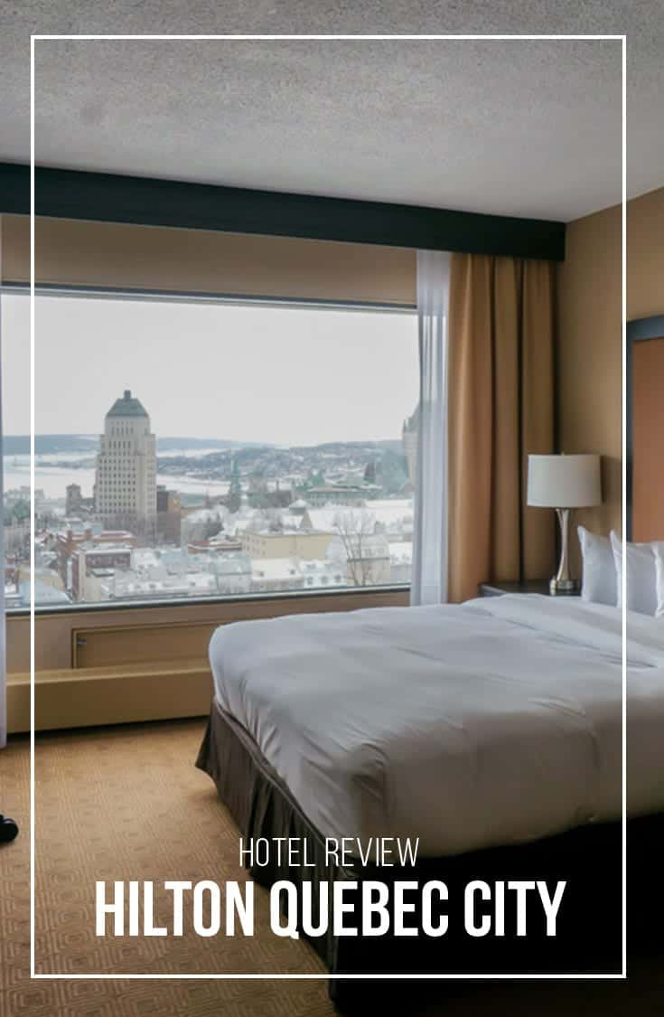 Located just outside the old city walls the Hilton Quebec City is really in the centre of it all. Walking distance from almost all the major Quebec City attractions. | Hotel | Quebec City | Travel |