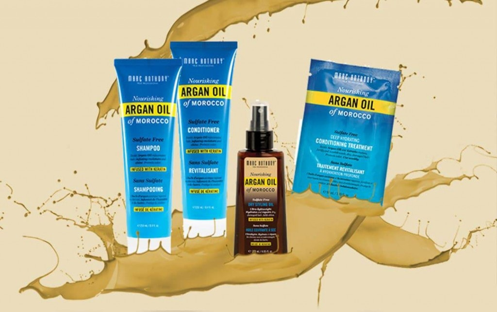 Marc Anthony Argan Oil Collection