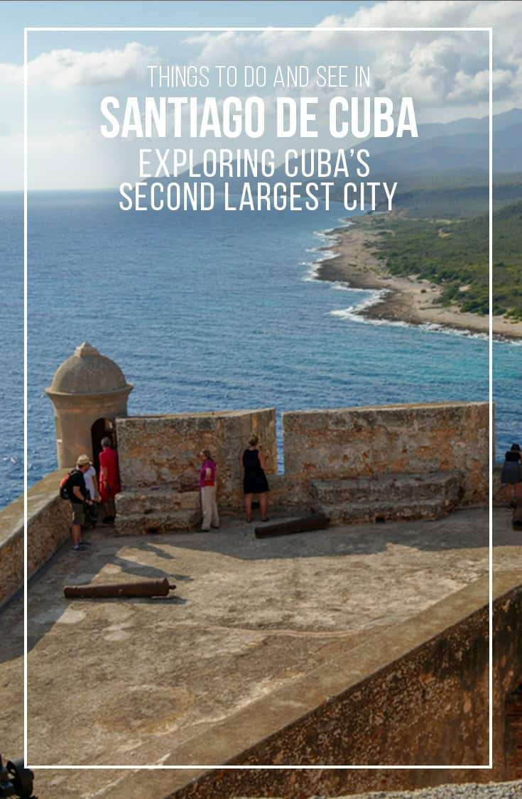We explore all the things to do see in Cuba's second largest city. For a list of the best attractions, places to eat and stay check out our post. | Travel Cuba: Things to do in Santiago de Cuba | Cuba | Santiago de Cuba |