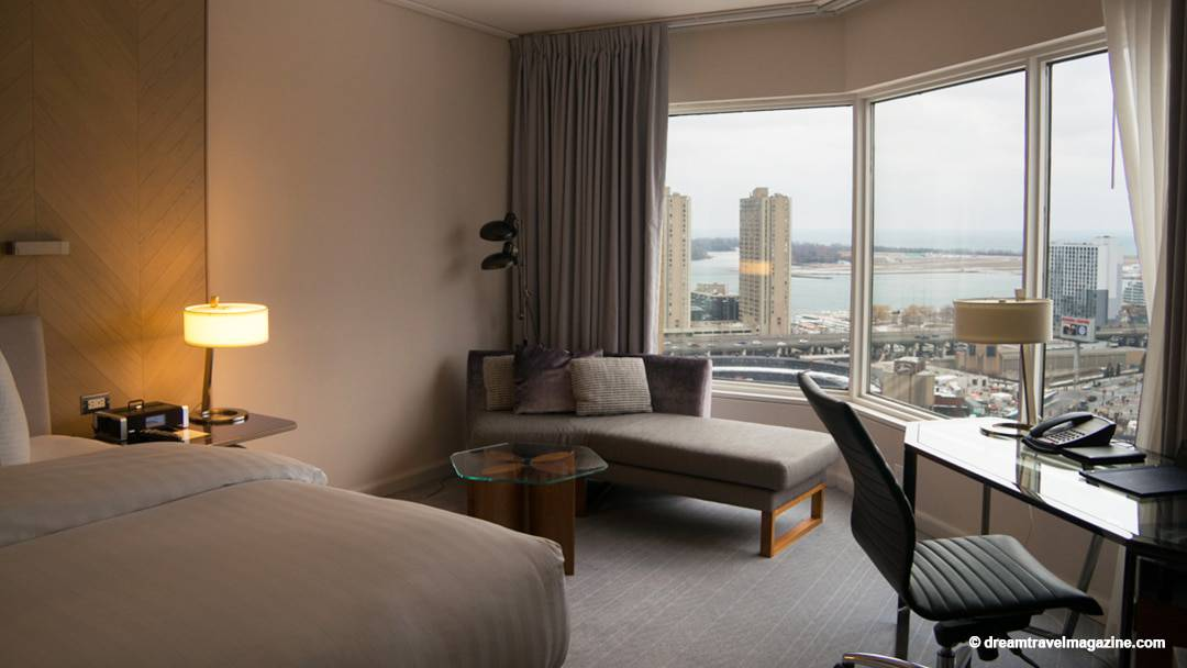 Review Intercontinental Toronto Centre Hotel